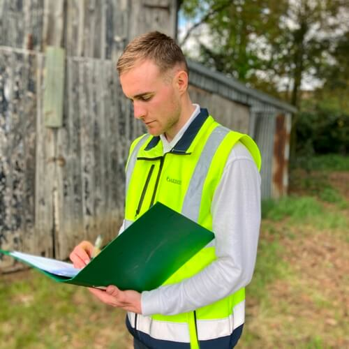 what is a walkover survey, why do I need a walkover survey, walkover survey for site investigation, walkover survey for contaminated land, walkover survey for planning application, walkover survey for risk assessment